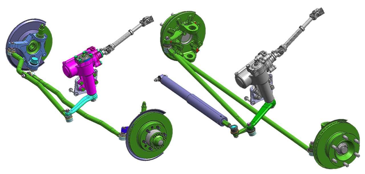 6-колесный УАЗ Профи— тест особой версии— фото 1247202