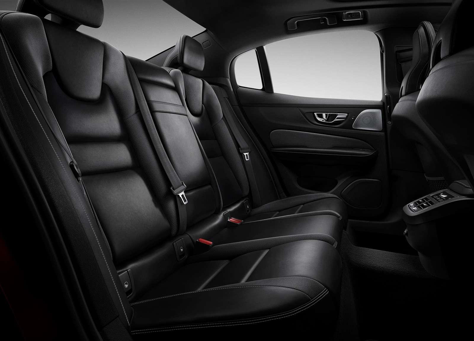 Новый Volvo S60: динамичный ироскошный. Ждем вРоссии!— фото 880613