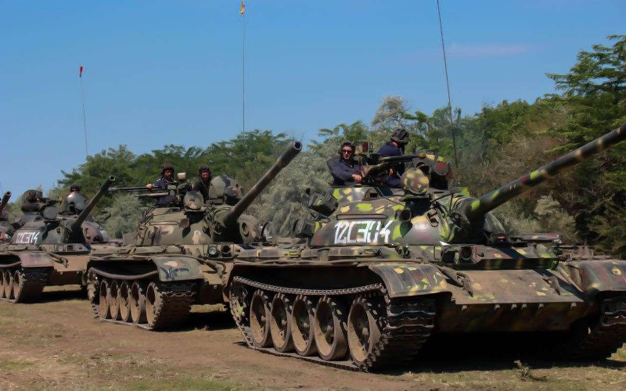 Советский танк Т-55— как онстал рабочей лошадкой третьего мира— фото 989106