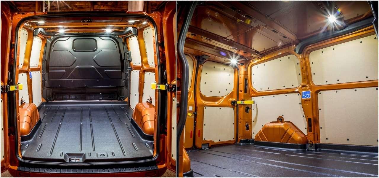 Обновленный Ford Transit Custom— тест-драйв ЗР— фото 841205