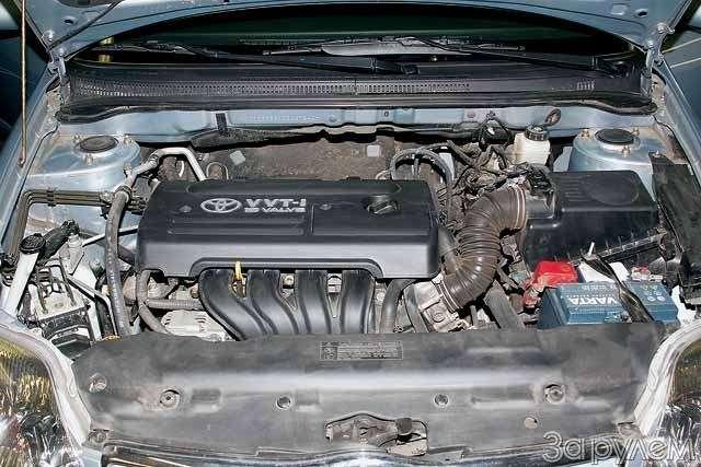Toyota Corolla изтрейд-ин. Вечный двигатель— фото 62820