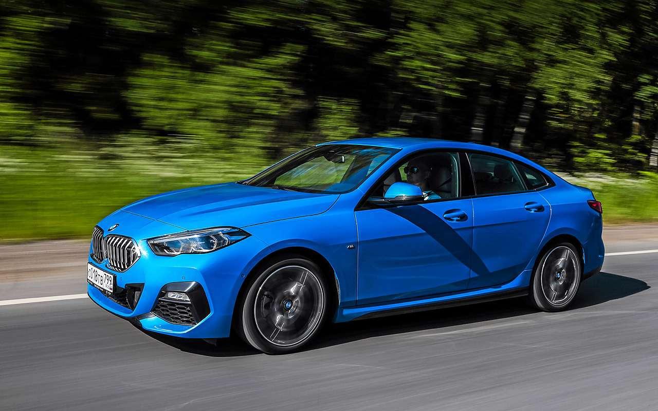 Тест самого доступного BMW— фото 1156088