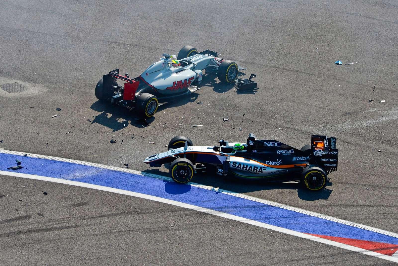 Гран-при России Формулы-1: между прошлым ибудущим— фото 594061