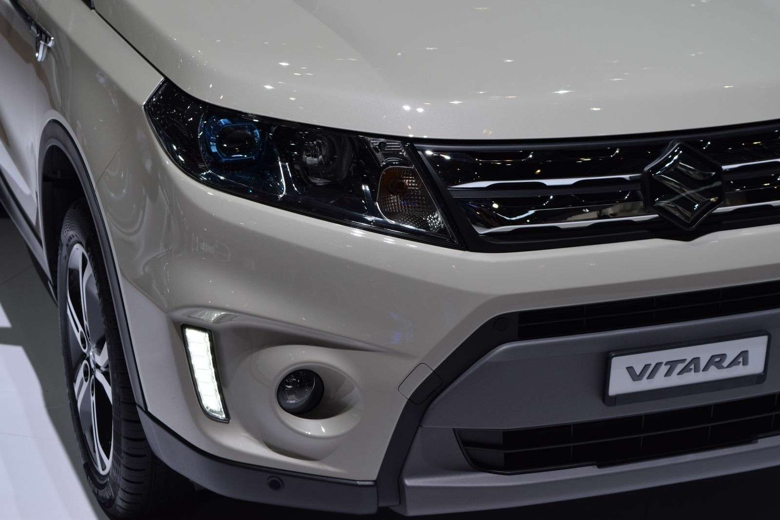 Suzuki предложит новую Vitara вРФпоцене менее 1млн руб.— фото 368908