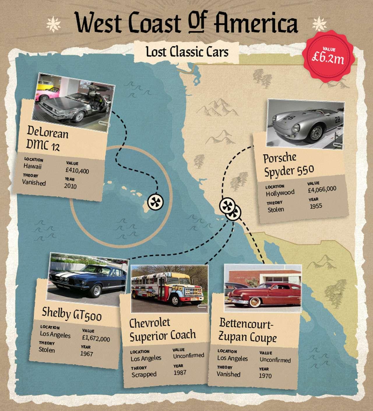Искателям приключений— появилась карта пропавших машин— фото 1183342