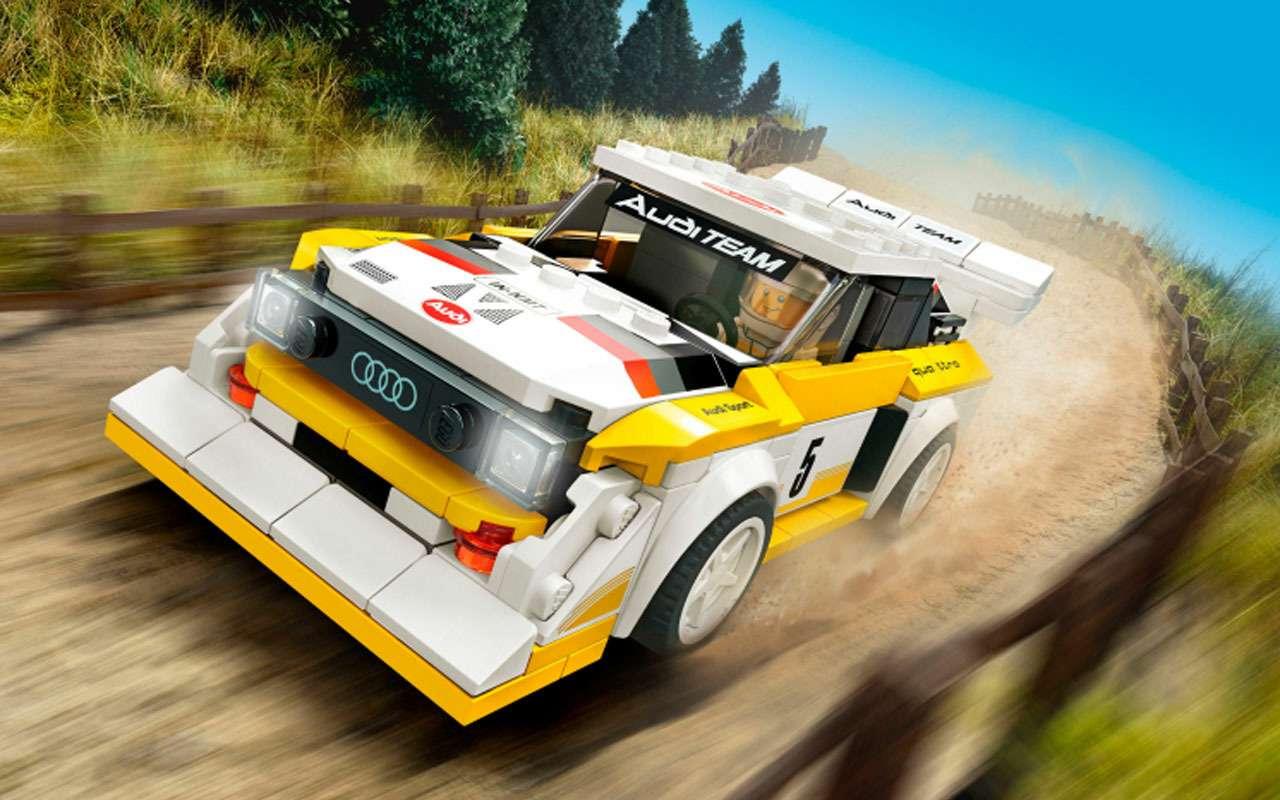 7 потрясающих машин LEGO— отличный подарок— фото 1208302