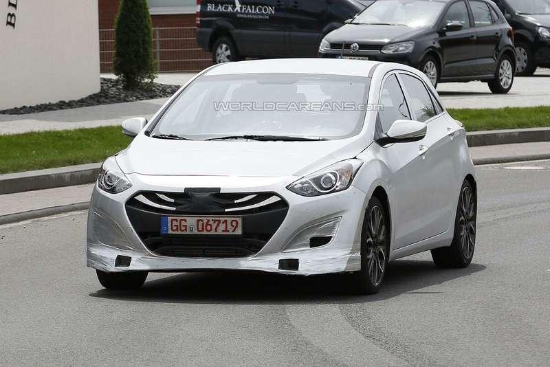 Прототип Hyundai i30N