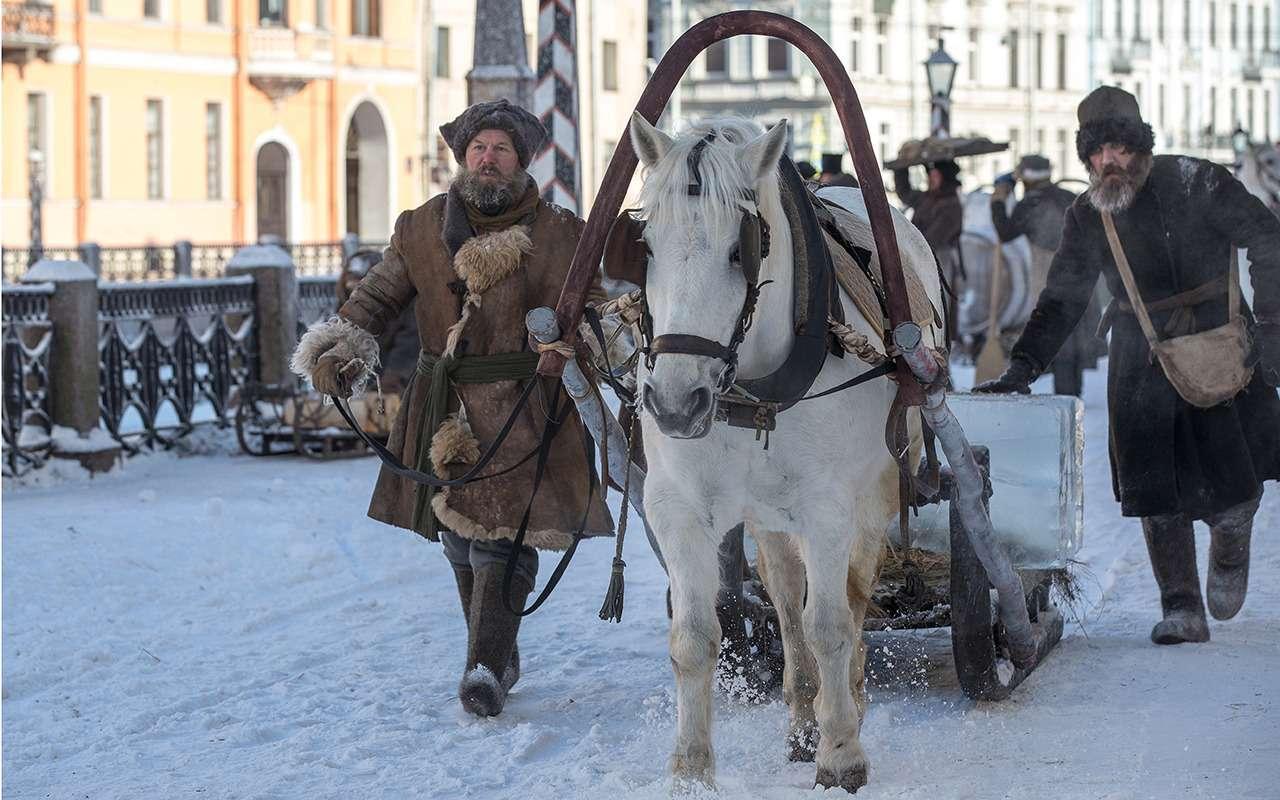 Таксисты-мигранты, платные дороги, каршеринг...— всё это уже было вцарской России— фото 1033924