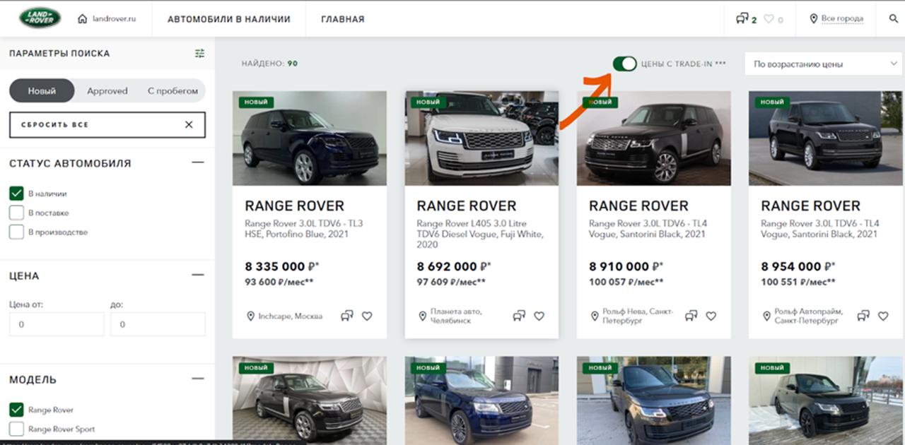 Метод 2021: купить автомобиль запять шагов!— фото 1239268