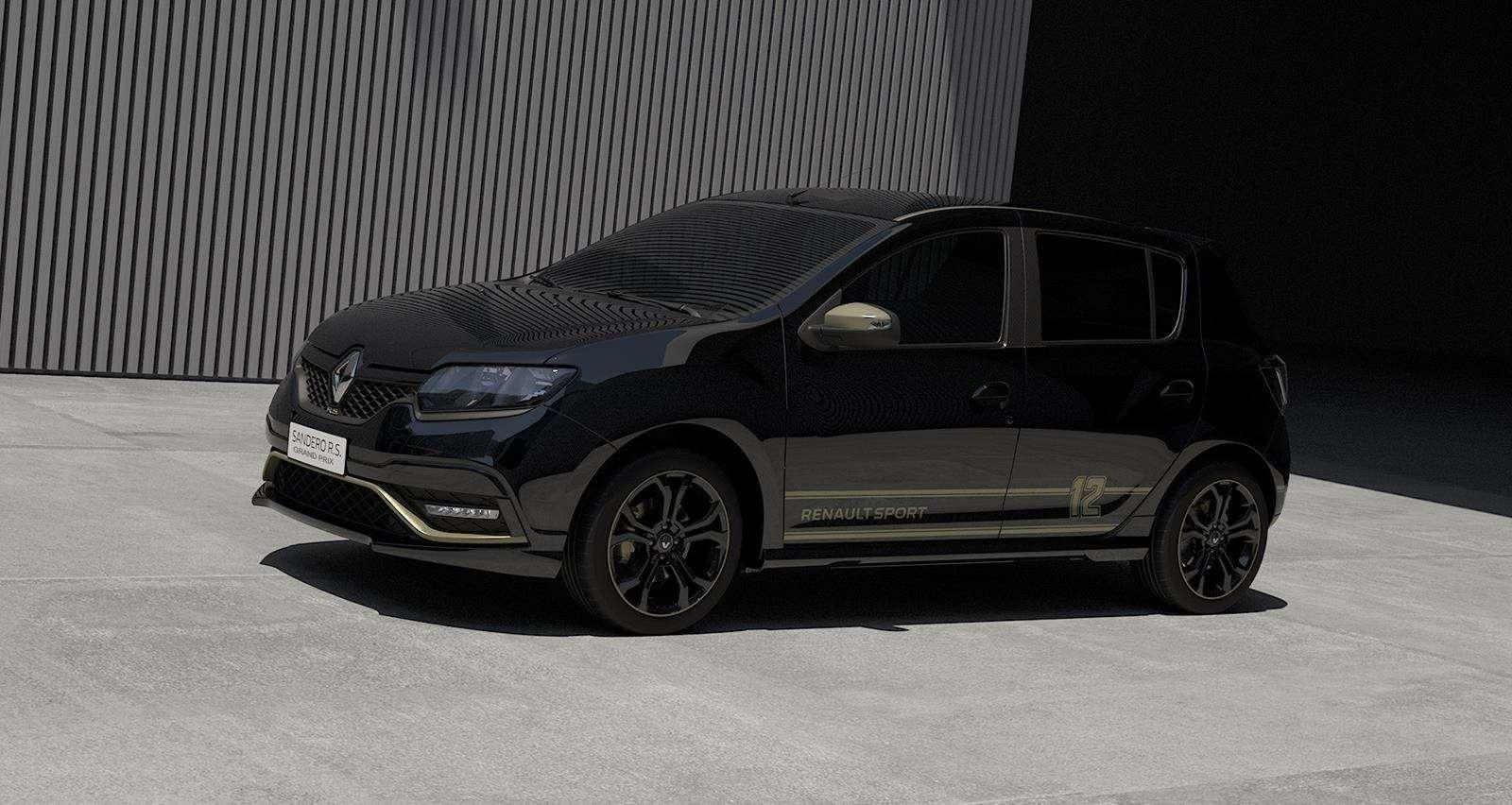 Sandero мечты: Renault представила спецверсию бестселлера— фото 661439