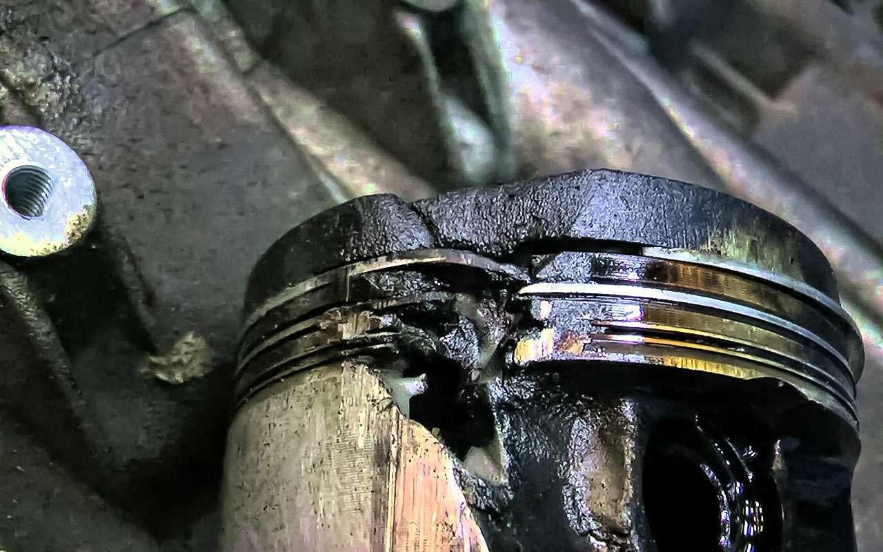 Детонация вдвигателе: откуда она берется ичем грозит— фото 768398