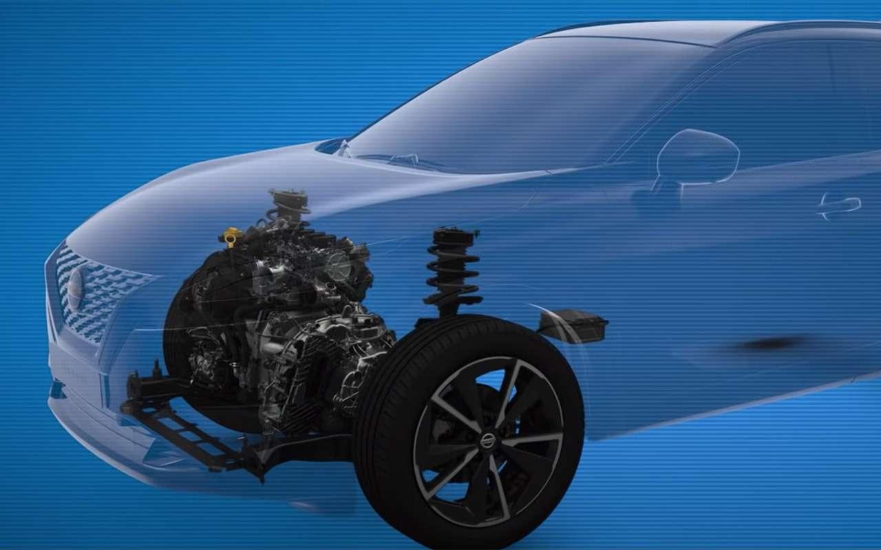 3 новых мотора Nissan Qashqai— все особенности— фото 1226071