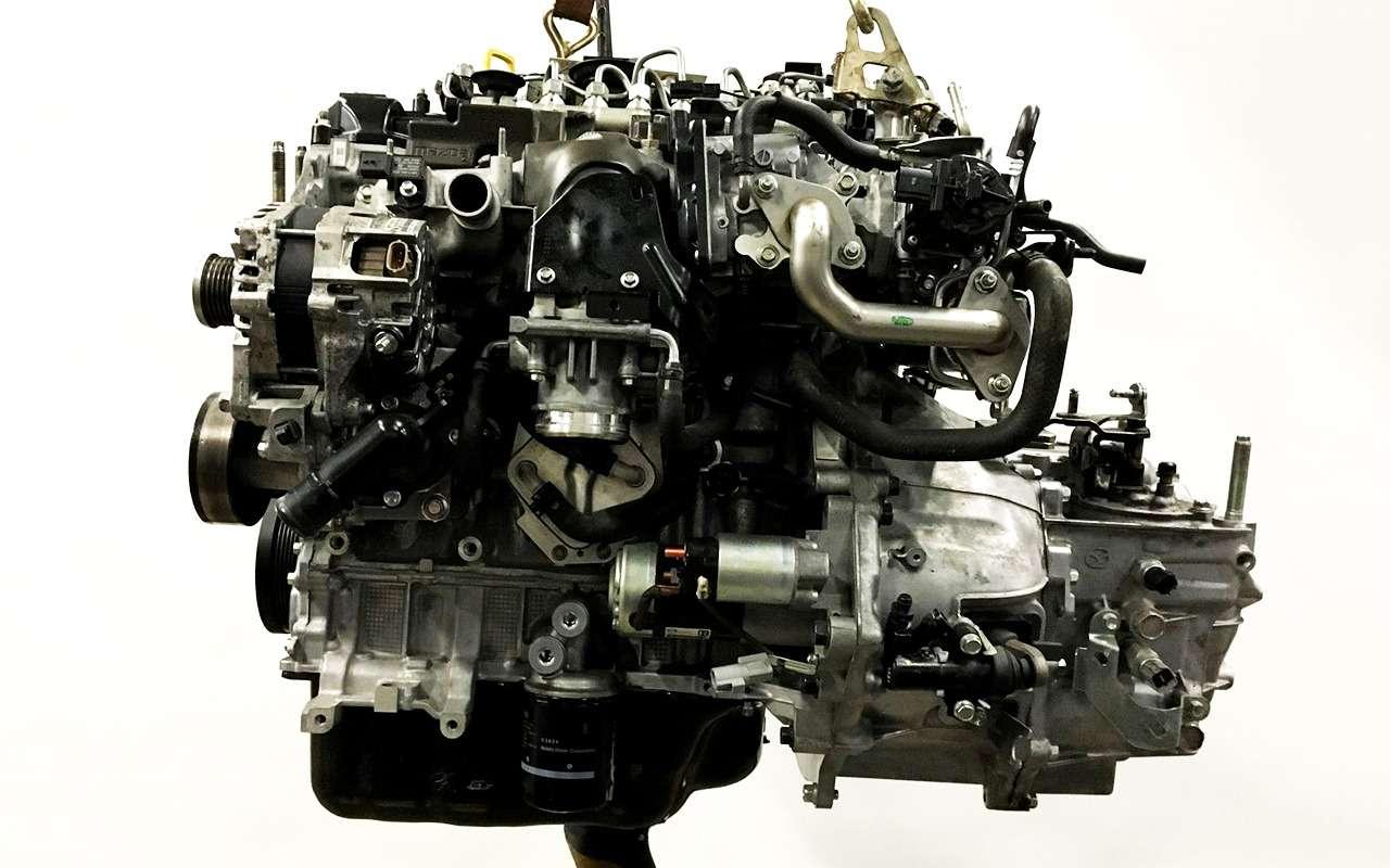 Контрактные двигатель икоробка— все ваши риски. Советы эксперта— фото 980951