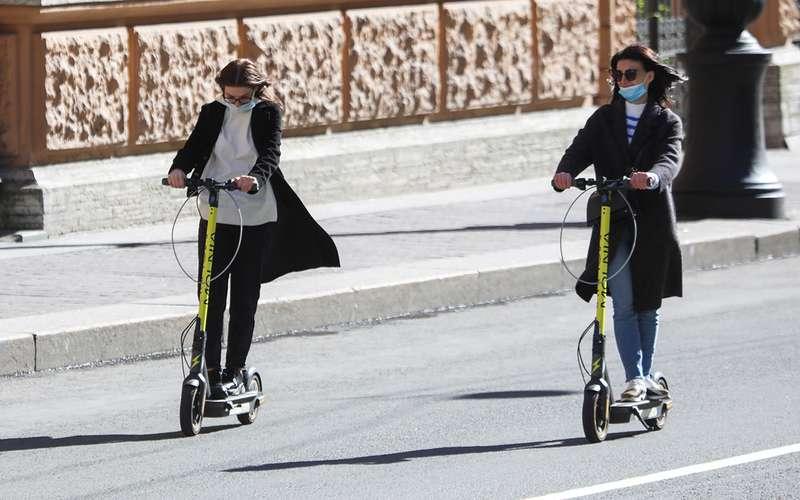 Электросамокаты— теперь они тоже бесят водителей