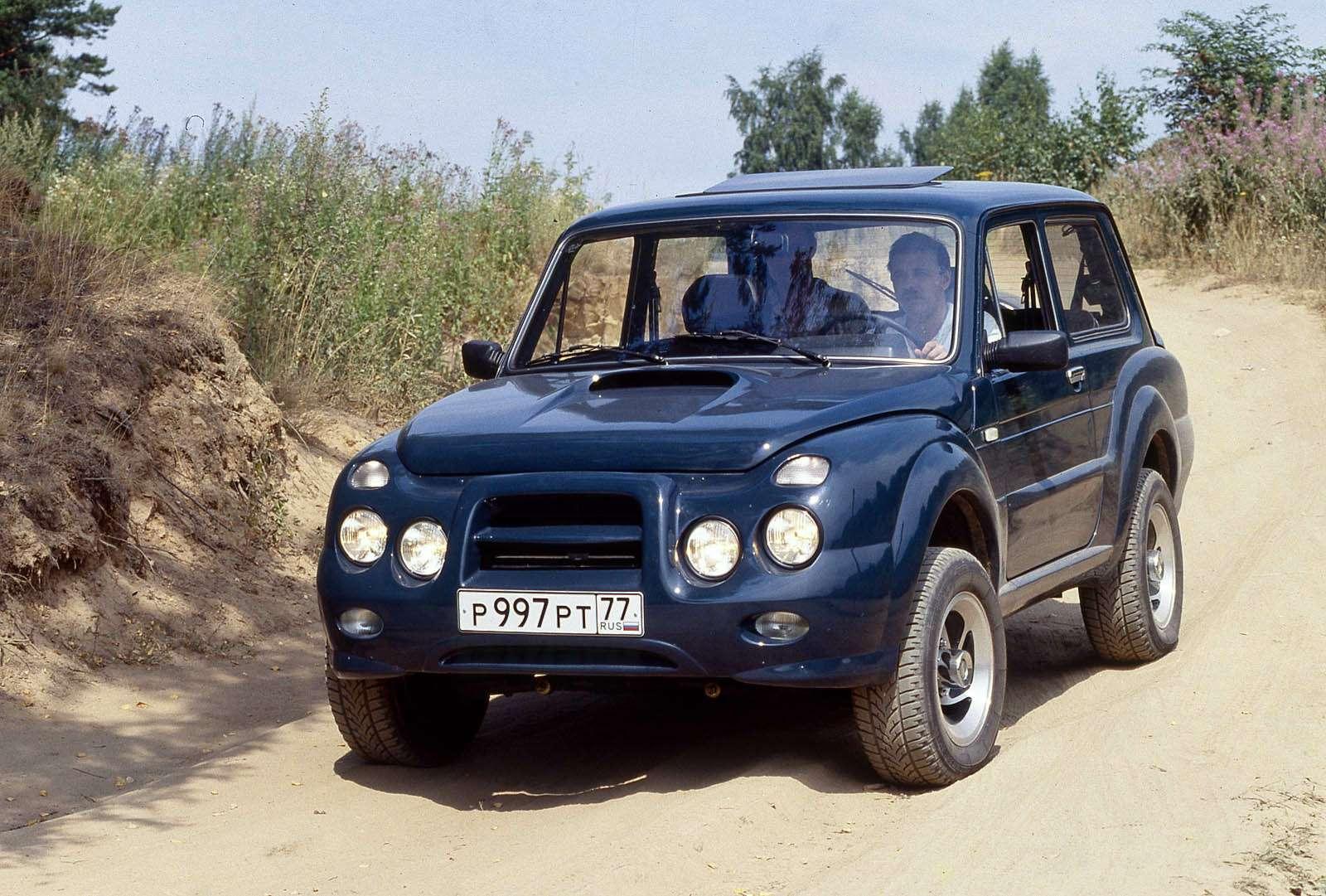 Наширокой Ниве: 15версий легендарного российского вседорожника— фото 593719