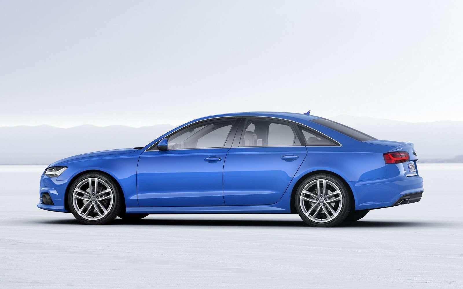 Обновленное семейство Audi A6/A7 хочет понравиться гаджетоманам— фото 579080