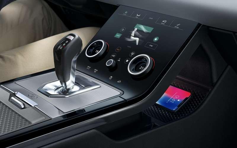 Новый Range Rover Evoque: отпредшественника только дверные петли