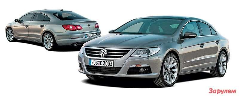Volkswagen Passat СС