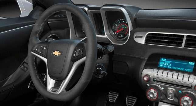 ВсеChevrolet Camaro отзываются из-за возможности выключения мотора коленом