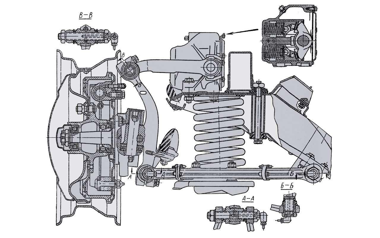 С чего срисовали Волгу ГАЗ-21: сФорда? Крайслера? Или Москвича-402?— фото 978930