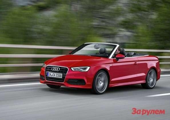 Audi A3Cabriolet 2.0TDI