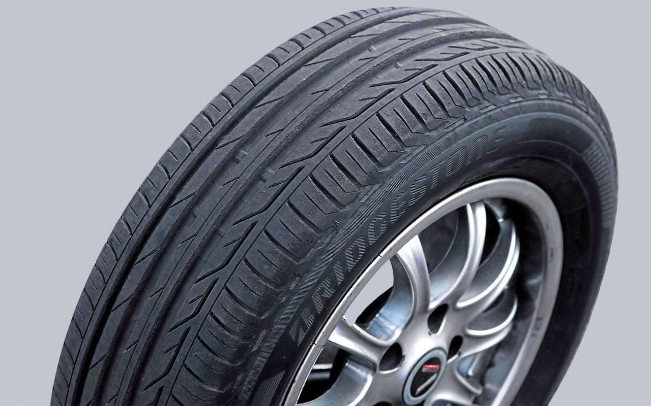 Летние шины 195/65R15— большой тест— фото 858099