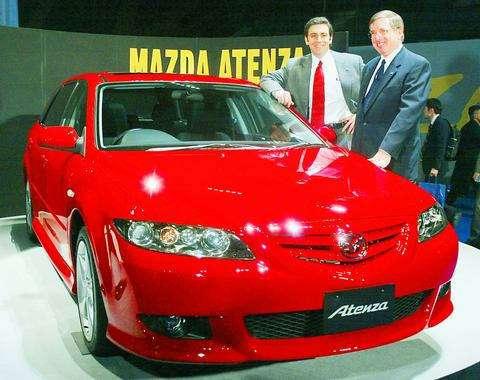 ШефMazda едет возрождать европейский Ford— фото 38798