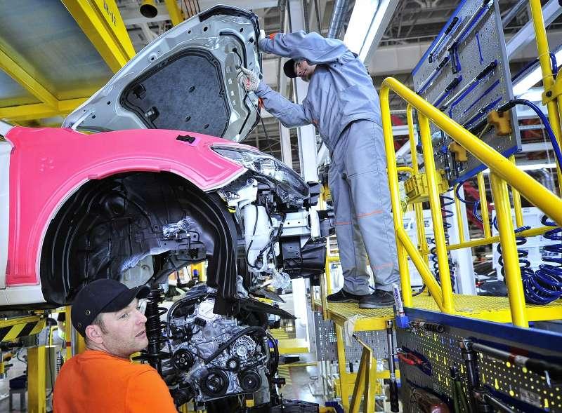 Автопроизводители попросят правительство оподдержке