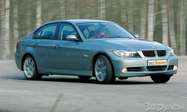Тест Audi A42.0, Volvo S402.4, BMW 320i, Mercedes-Benz C230 Kompressor. Noblesse oblige— фото 56460