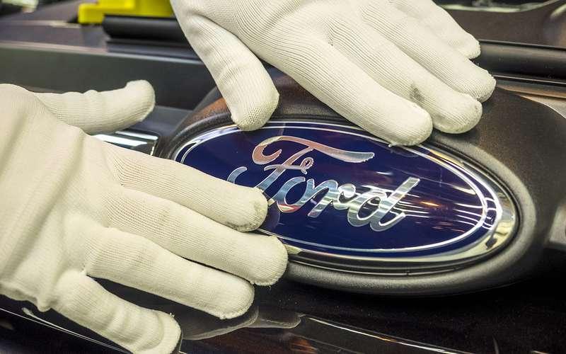 Ford допускает закрытие двух заводов вРоссии