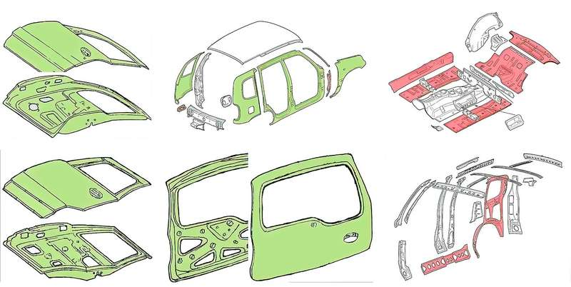 Lada Niva Travel: понятно, где она проржавеет