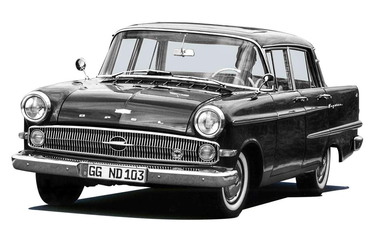 Секретная машина КГБ: ретротест Волги ГАЗ‑23— фото 1231177