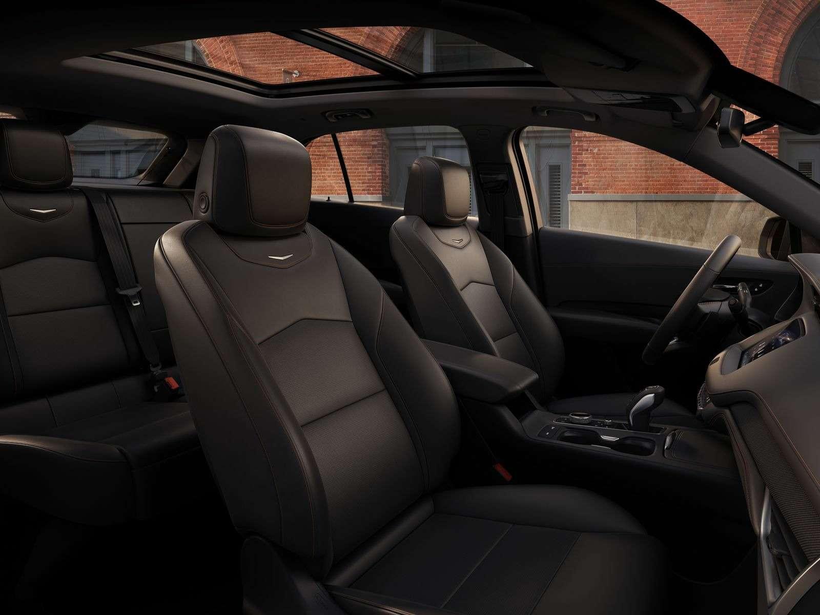Игра напонижение: Cadillac представил компактный кроссовер XT4— фото 857697