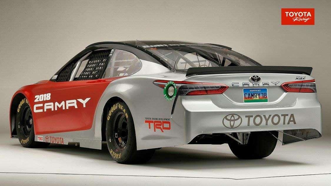 Тоже Camry: Toyota показала модель дляжестоких боев— фото 691546