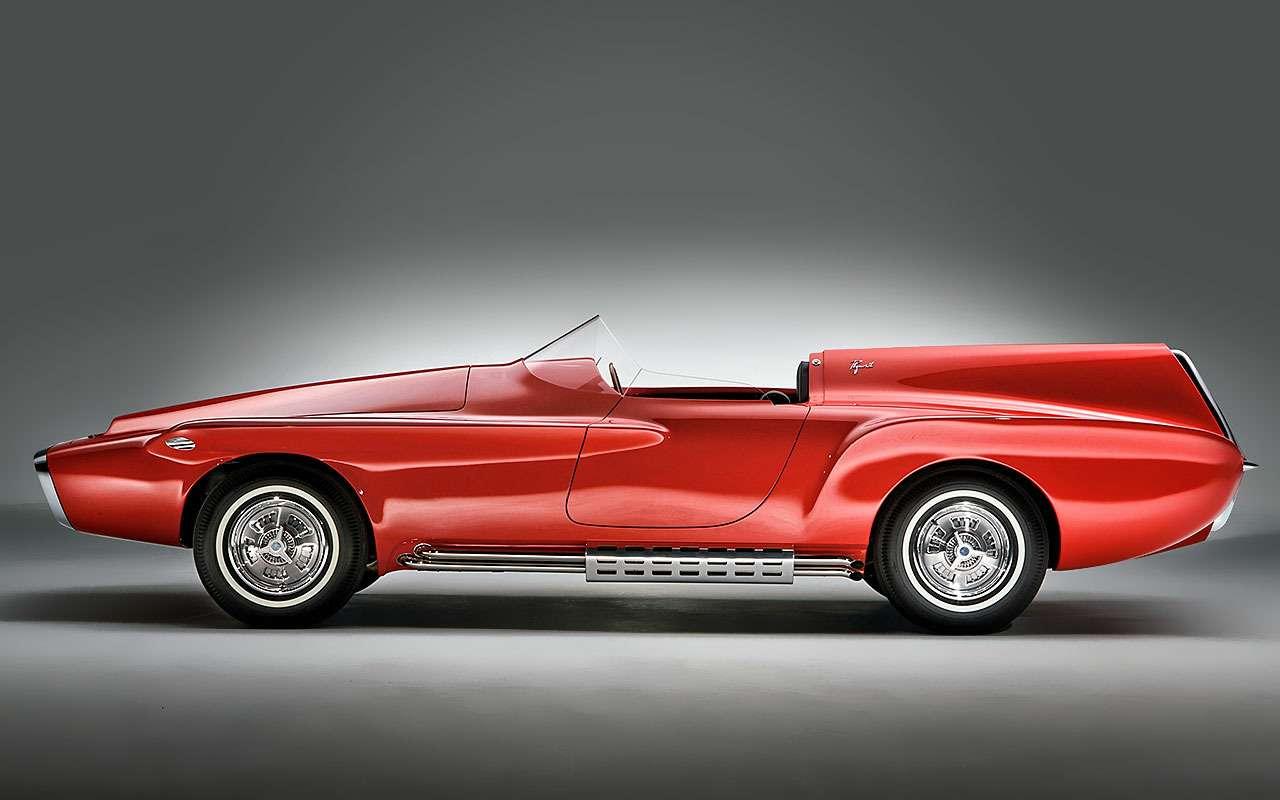 Plymouth XNR (1960)