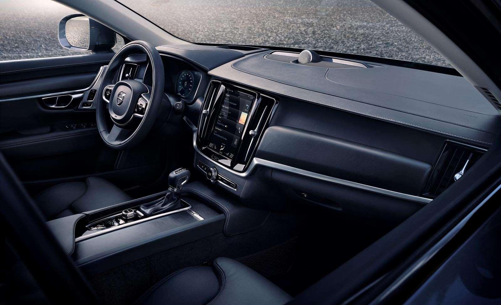 Volvo V90 Cross Country: старт российских продаж ирублевые цены— фото 674614