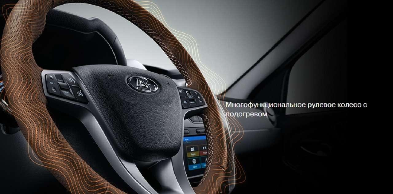 Обновленный Lada Largus: цены, комплектации, новый двигатель— фото 1225009