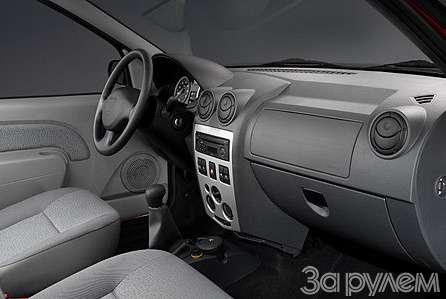 Renault Logan. Правильными дорожками— фото 56961