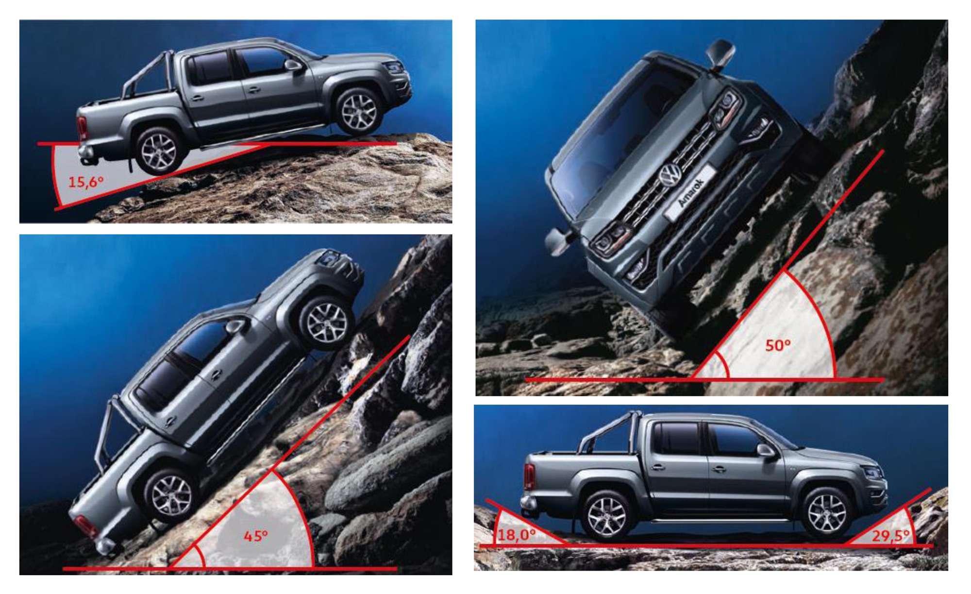 Volkswagen Amarok V6TDI— царь горы— фото 776562