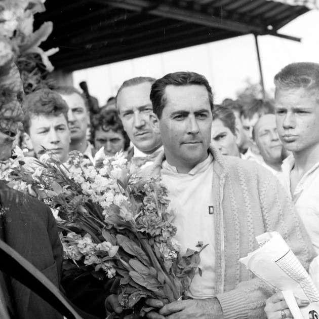 1960 Belgium Grand Prix.Ref-6623.World ©LAT Photographic