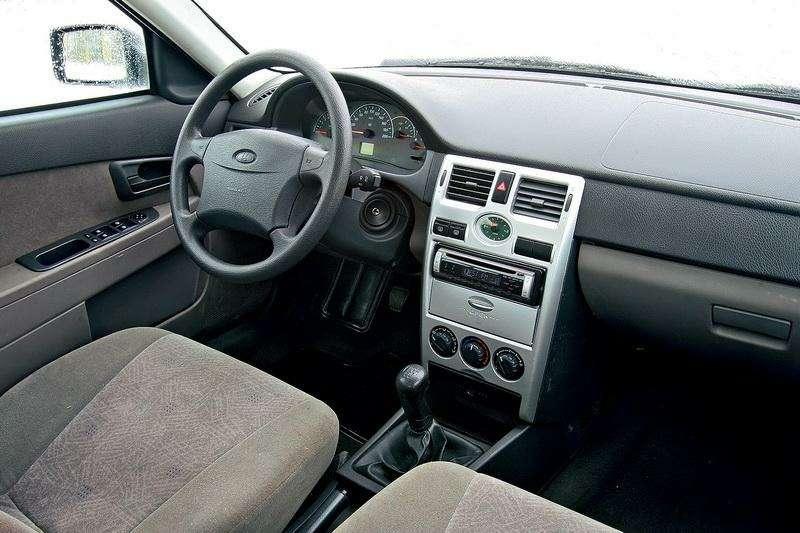 Блицтест Lada Priora, Chevrolet Lanos: Кредит доверия— фото 345001