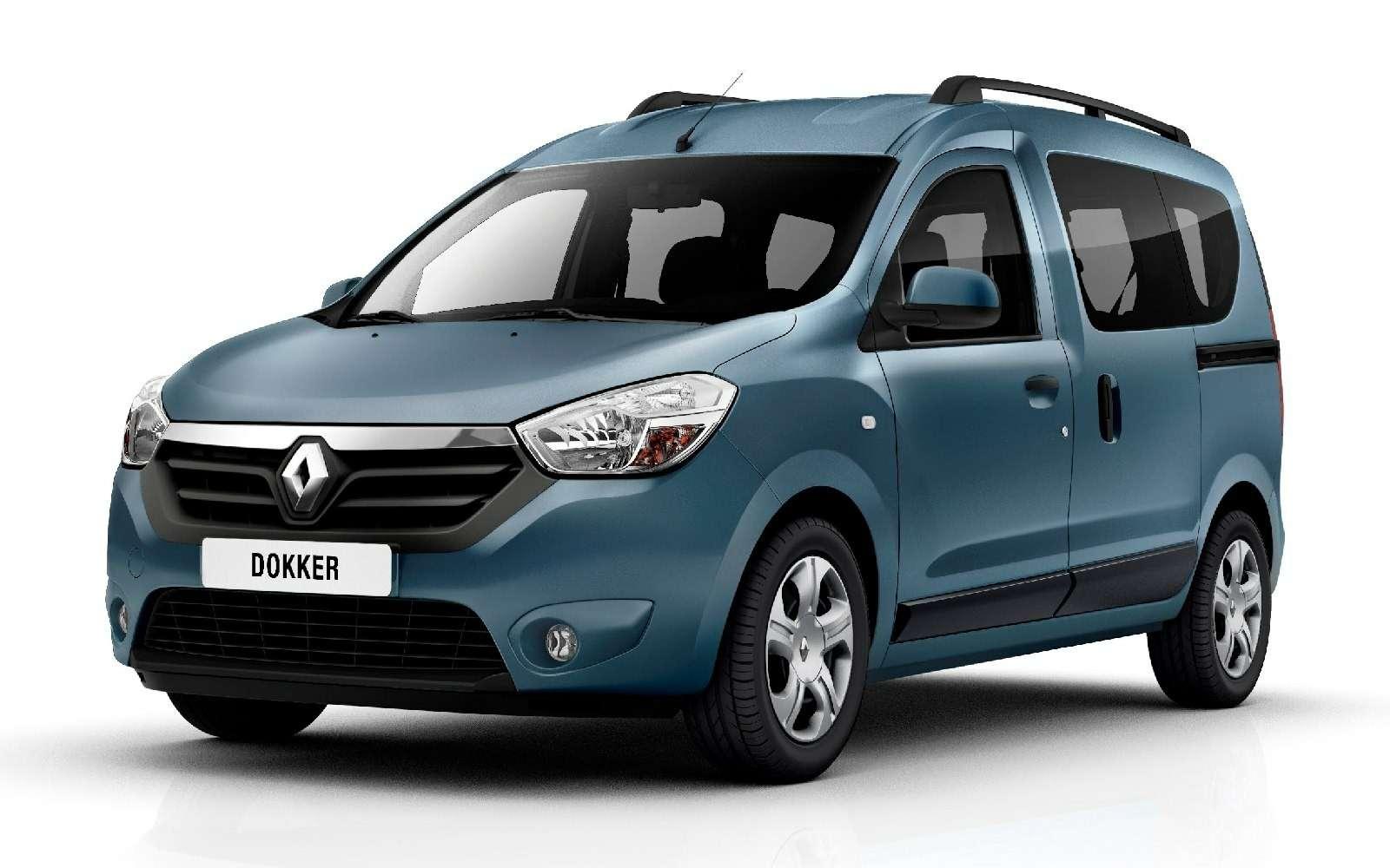 Renault Dokker едет вРоссию. Наконец-то!— фото 771088