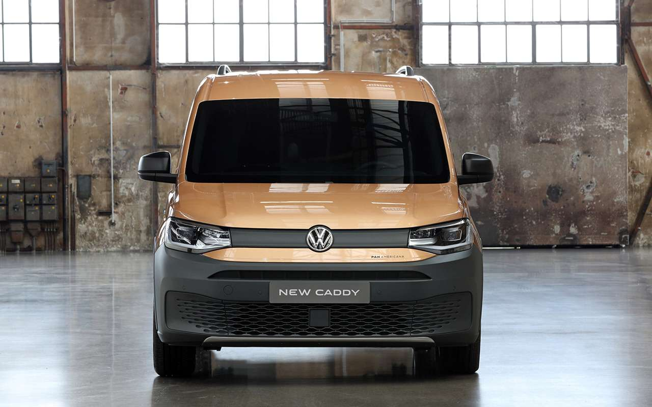VWпредставил новую внедорожную модель— фото 1272736