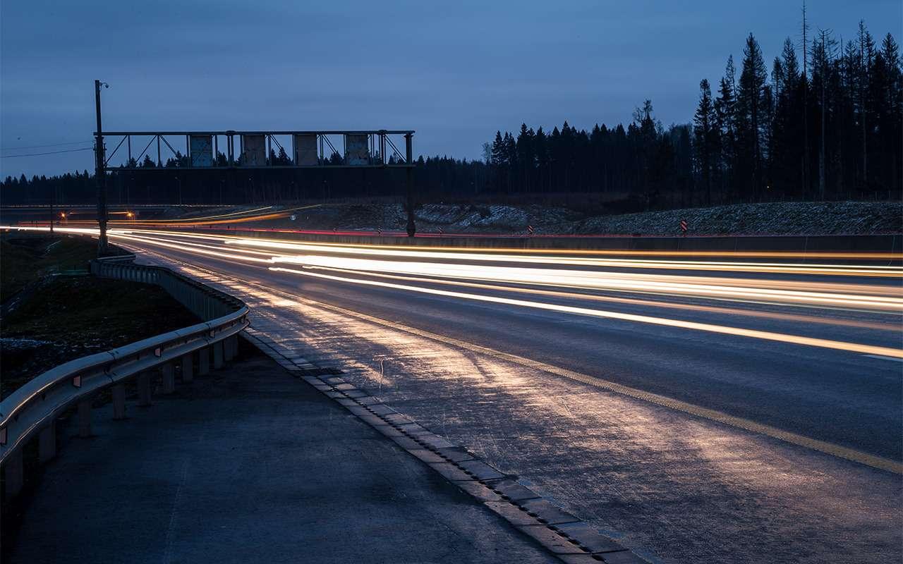 Наши платные дороги: правила поведения исоветы повыживанию— фото 863131
