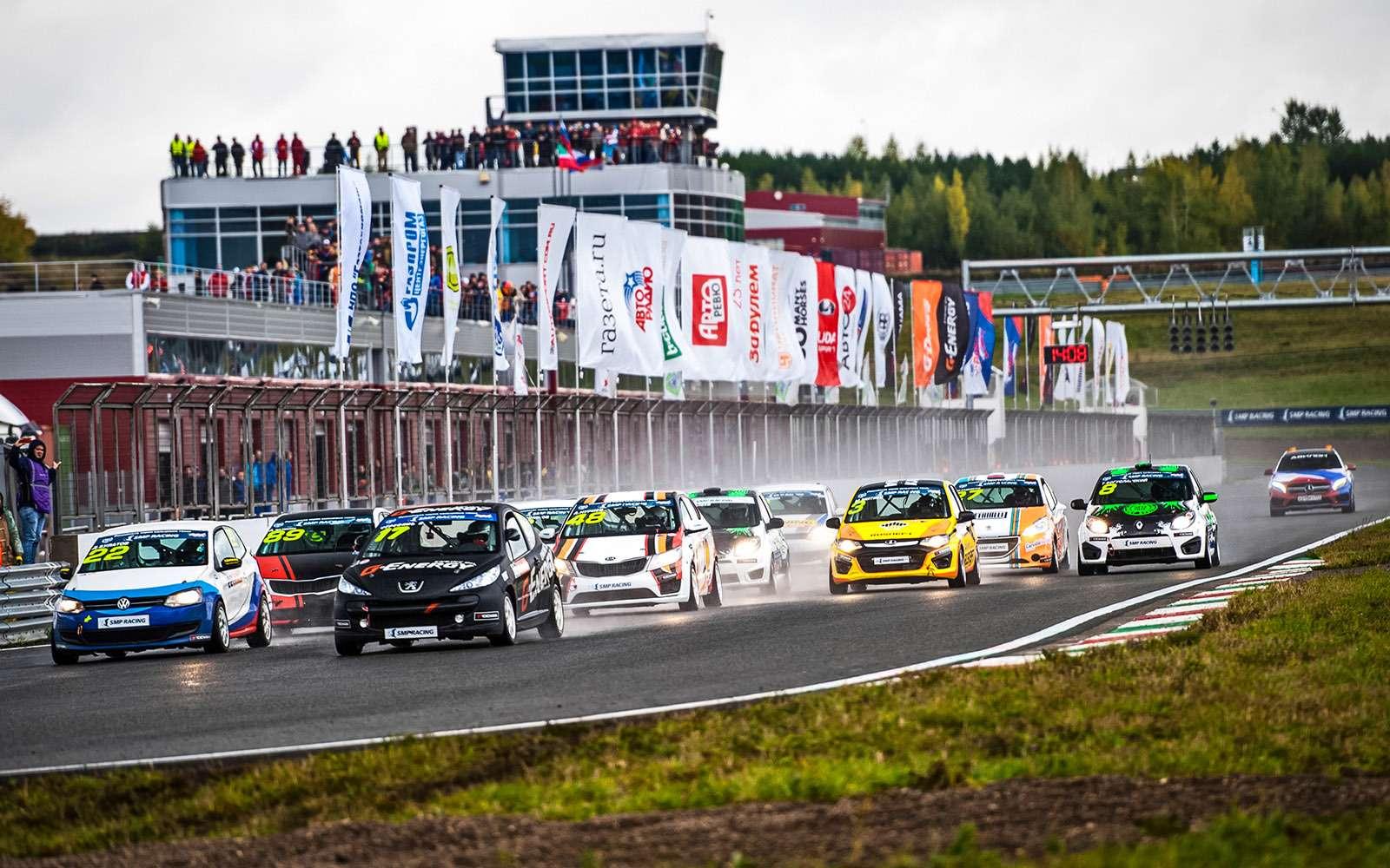 Российская серия кольцевых гонок: допоследней капли— фото 657867
