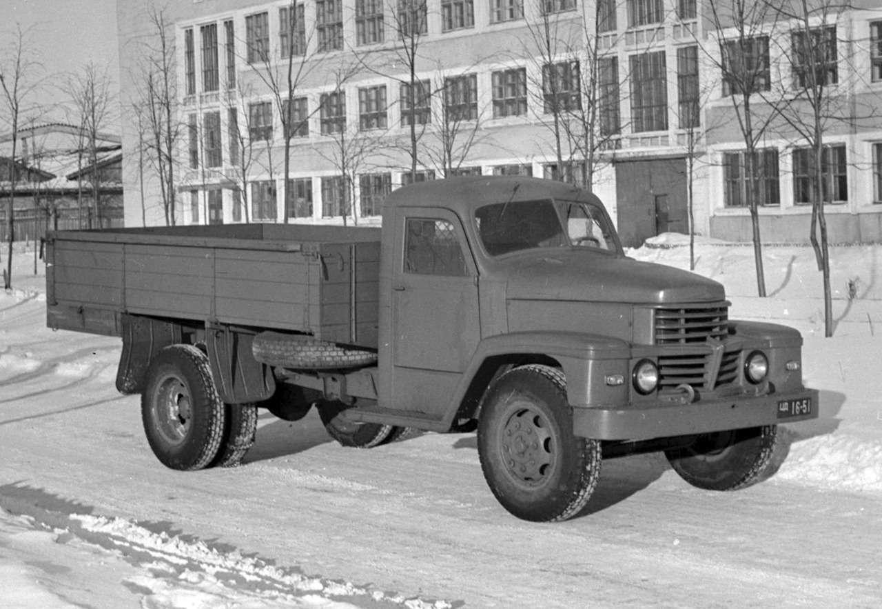 Забытые автопроекты СССР иРоссии: Роствертол, Заря, Канонир...— фото 1160204