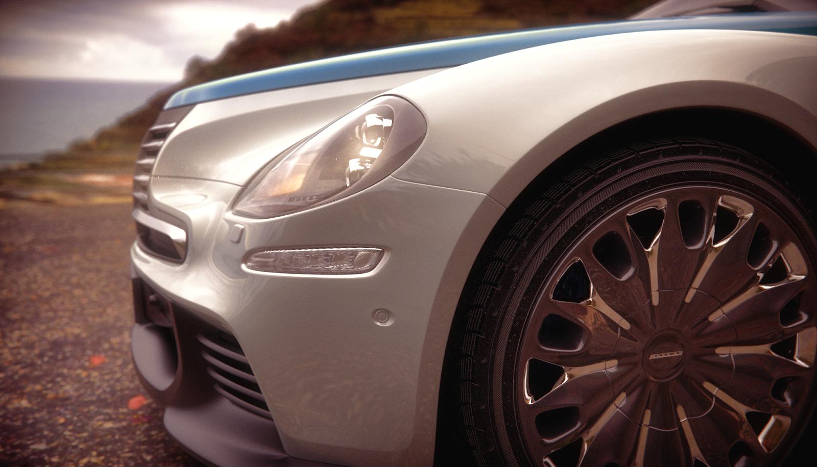 Новая Победа— как Porsche Panamera (или лучше)!— фото 853612
