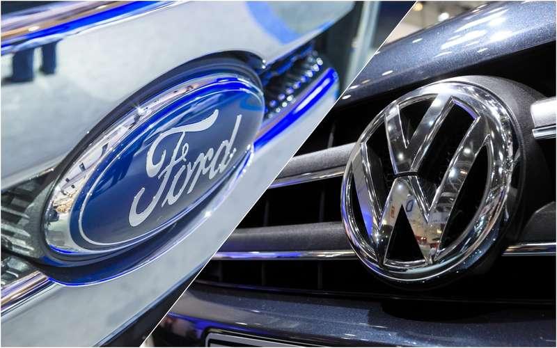 Volkswagen иFord начинают делать модели совместно