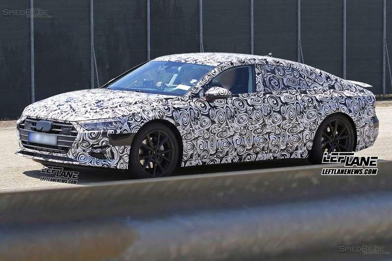 Эмоции налице: новый Audi A7останется консерватором