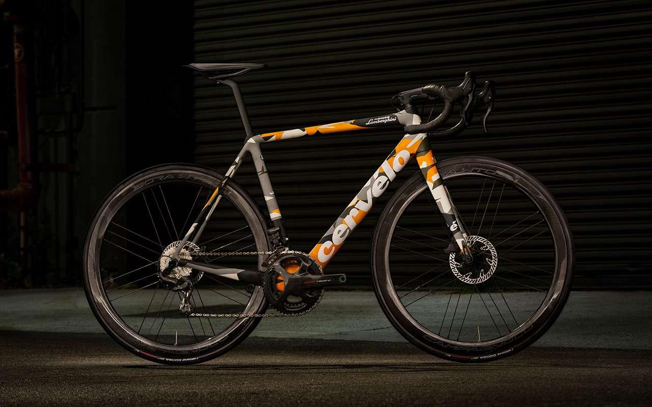 Велосипед Lamborghini- всего $18 тысяч - фото 1166234